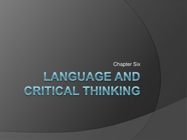 vocabulary and grammar critical content for critical thinking Throughout their time at school, learners are expected to compare, contrast,  evaluate, understand, organise, and classify information – in other words, think.