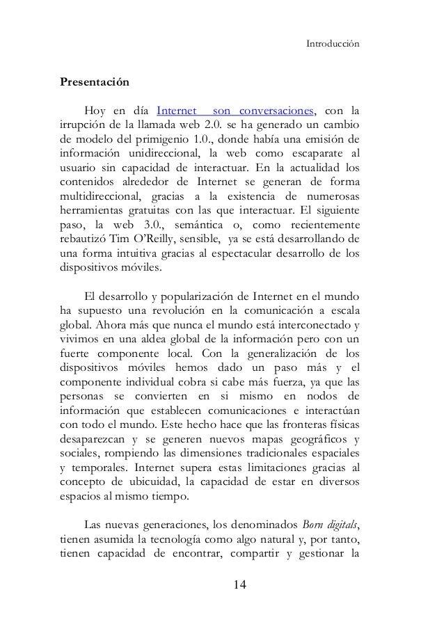 Introducci—nIntroducci—n     Este documento se plantea como una recopilaci—n deart'culos y post de mi blog (http://gersonb...