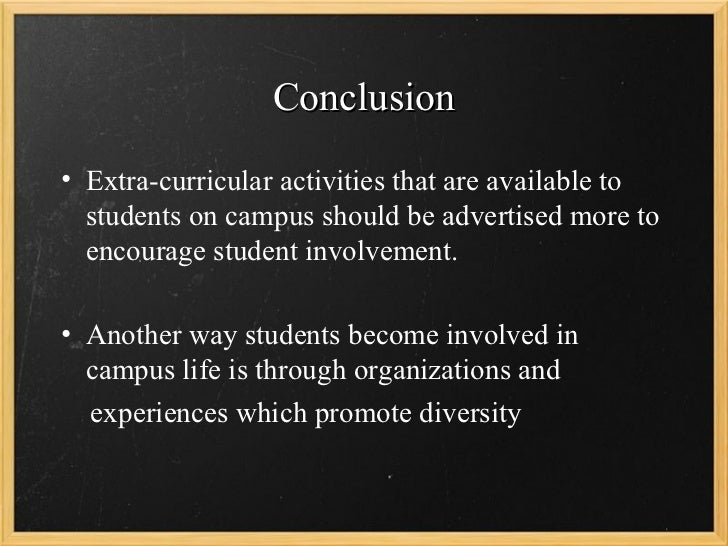 increasing student involvement in extra