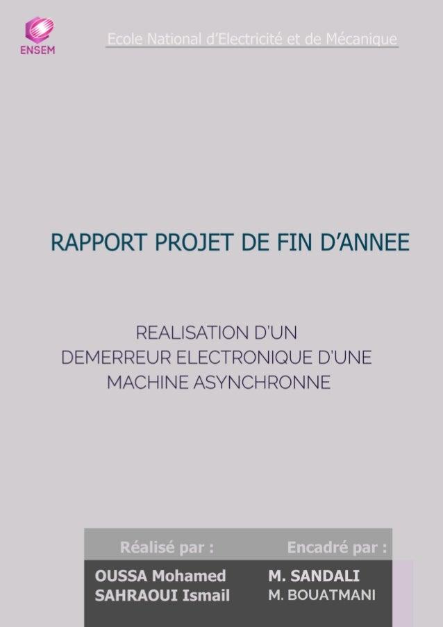 Extrait du rapport Table des matières Introduction ..........................................................................