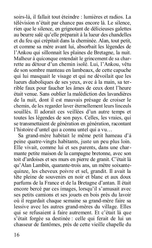 XVIe siècle dans ce petit coin des Côtes-d'Armor si cher à son cœur et qu'il n'avait jamais quitté. Après le départ de Min...