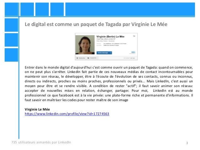 3 Le digital est comme un paquet de Tagada par Virginie Le Mée Entrer dans le monde digital d'aujourd'hui c'est comme ouvr...