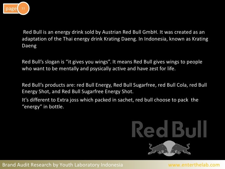 red bull brand audit I do not own the audio or video material used this video is unavailable.