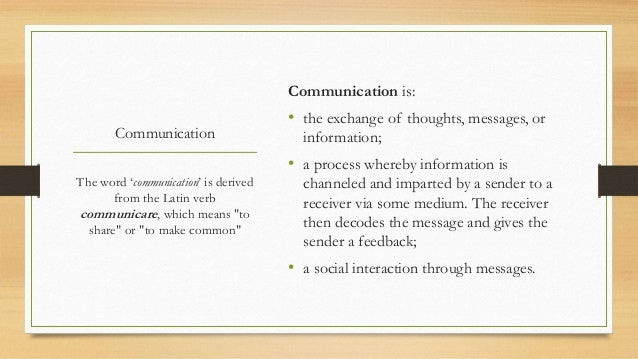 intrapersonal communication articles