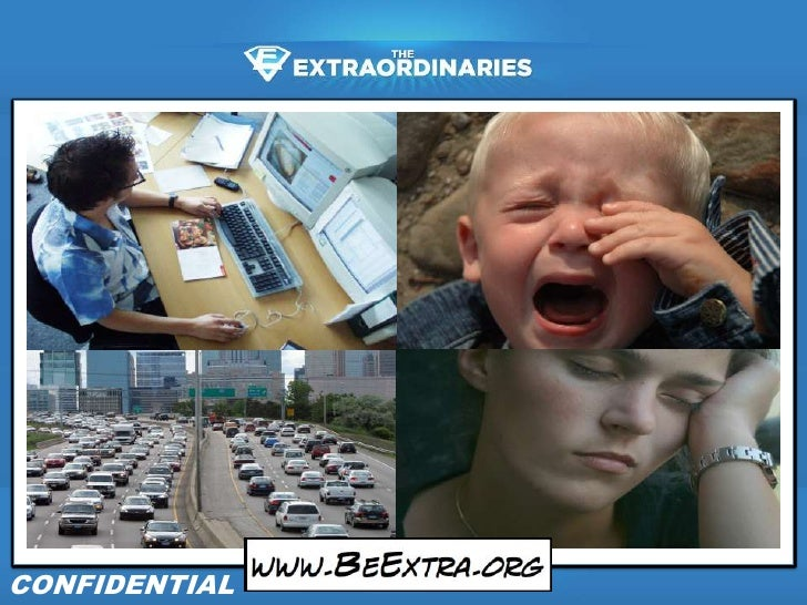 The Extraordinaries Slide 3
