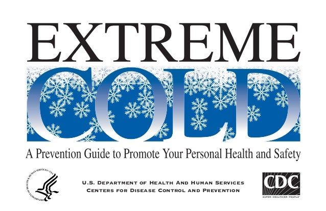 Centers for Disease Control and PreventionU.S. Department of Health And Human Services                                    ...