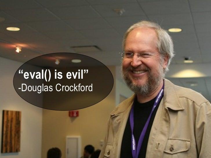 Douglas Crockford