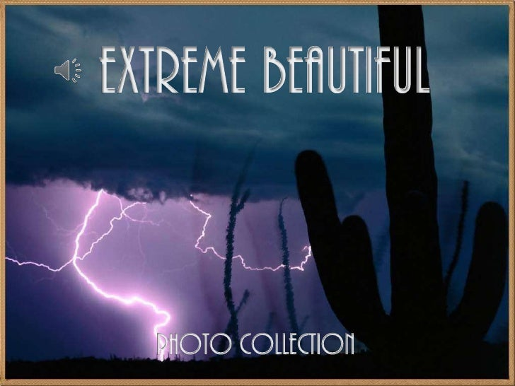 EXTREME BEAUTIFUL<br />PHOTO COLLECTION<br />