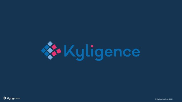 © Kyligence Inc. 2021