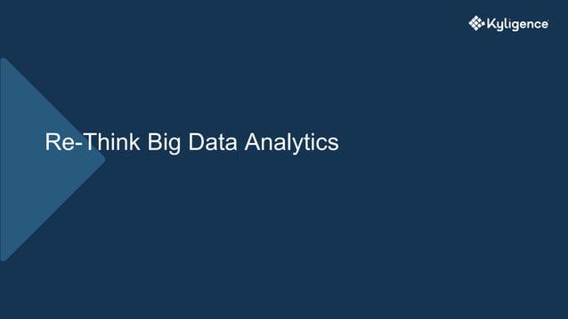 Re-Think Big Data Analytics