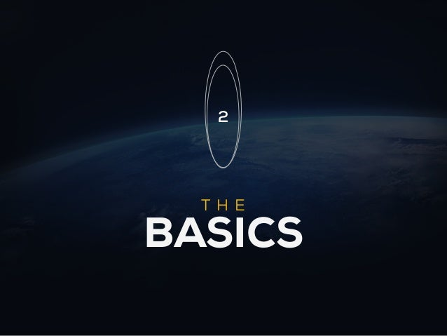 2  TH EBASICS