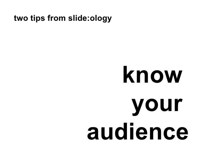 first tip