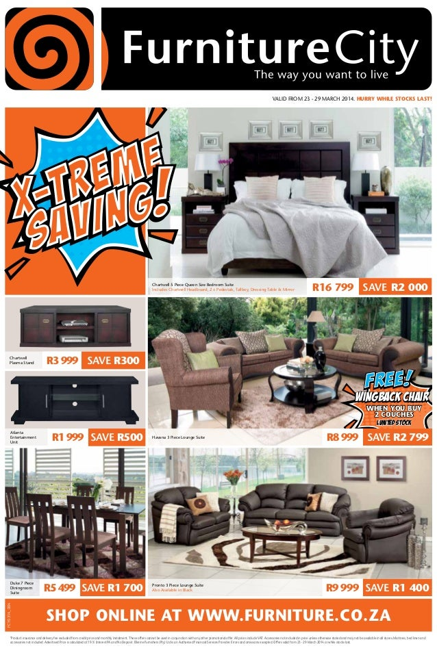Extreme Savings On Lounge And Bedroom Furniture