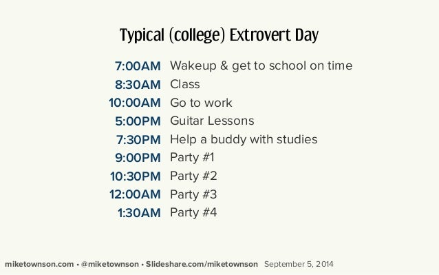 Dating for introvert college extreme