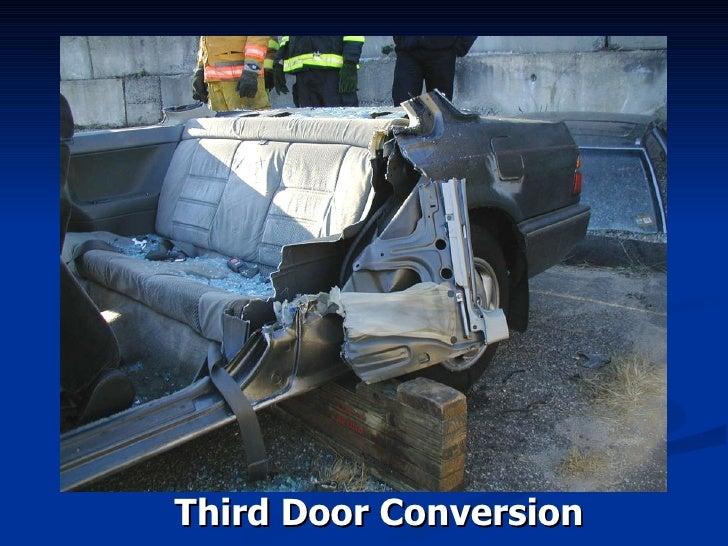 ... 44. Third Door Conversion ... & Extrication Techniques Operations pezcame.com