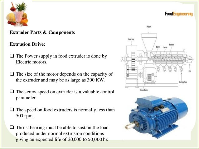 Screw  The screw of the extruder is certainly its most important component  The screw which conveys the materials.  Dia...
