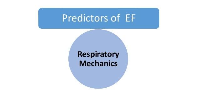Airway occlusion pressure (P0.1 ) Ratio of occlusion pressure to maximum inspiratory pressure (MIP) Low Ratio EF Meta- ana...