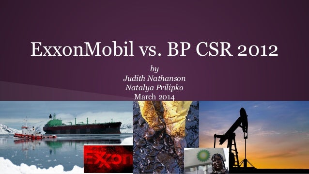 exxonmobil csr initiatives