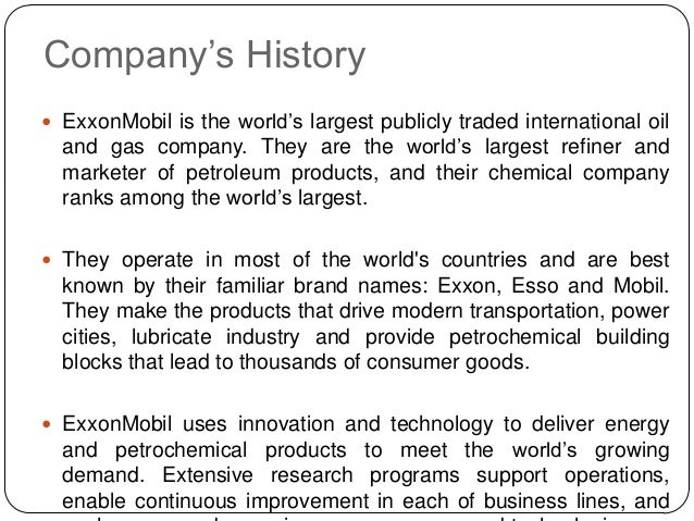exxon analysis Browse exxonmobil news, research and analysis from the conversation.