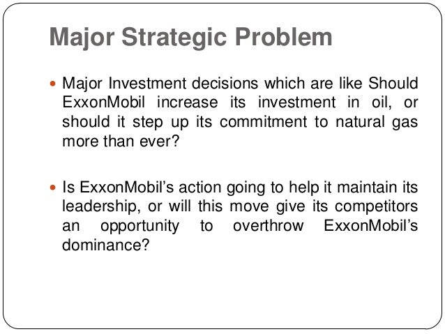 exxonmobil pestel analysis