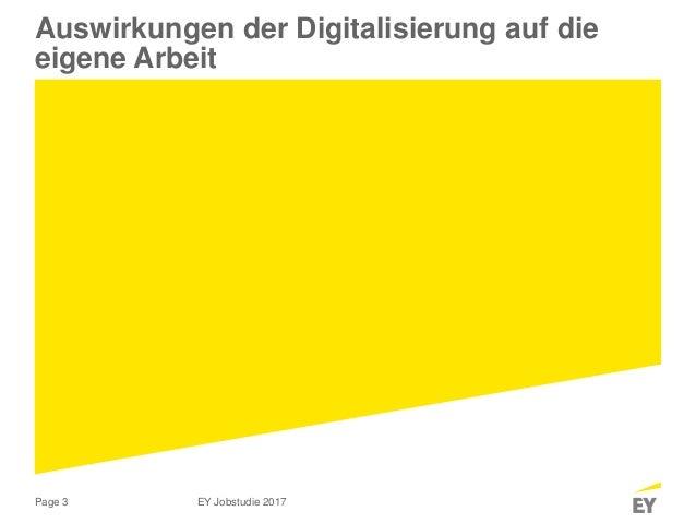 Jeder Sechste sieht durch Digitalisierung Job in Gefahr Slide 3