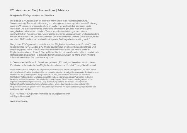 Seite 20 EY   Assurance   Tax   Transactions   Advisory Die globale EY-Organisation im Überblick Die globale EY-Organisati...