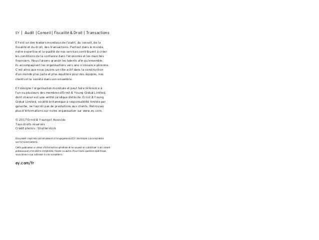 EY | Audit | Conseil | Fiscalité & Droit | Transactions EY est un des leaders mondiaux de l'audit, du conseil, de la fisca...