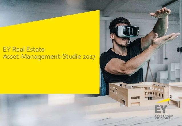 EY Real Estate Asset-Management-Studie 2017