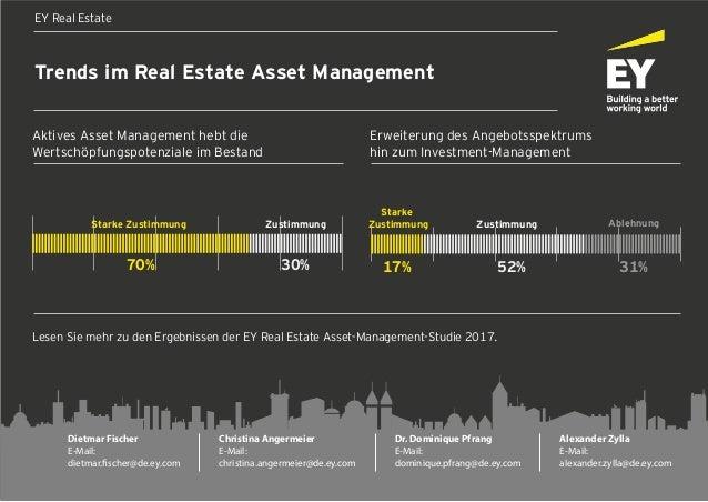 Trends im Real Estate Asset Management EY Real Estate Aktives Asset Management hebt die Wertschöpfungspotenziale im Bestan...