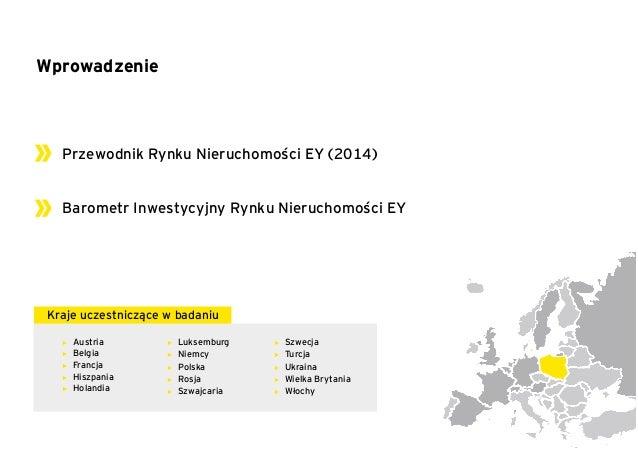 Rynek nieruchomości w Polsce 2014 - Trendy i nowe obszary inwestowania Slide 2