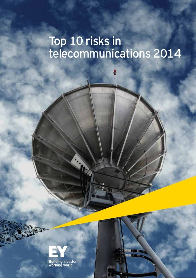 Top 10 risks in telecommunications 2014
