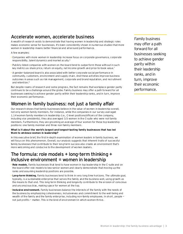 female leadership advantage and disadvantag 6 big benefits of leadership training  there are several leadership styles, all with their own advantages and disadvantages leadership training can also help individual leaders develop their own personal leadership style that their team members will best respond to.