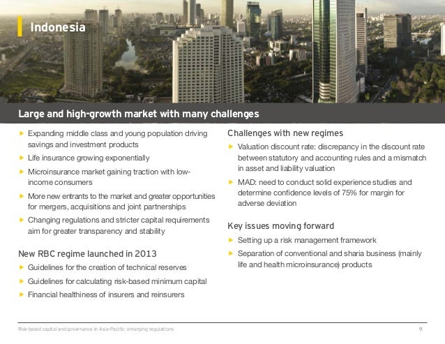 Risk Based Capital And Governance In Asia Pacific