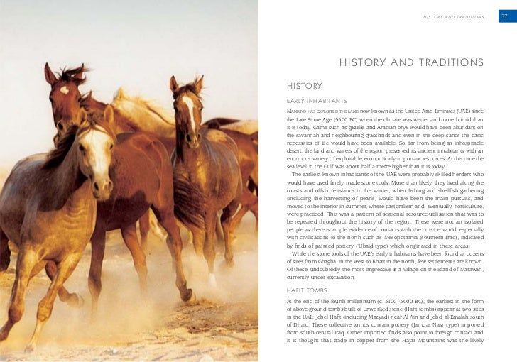 HISTORY AND TRADITIONS       37                      HISTORY AND TRADITIONSHISTORYEARLY INHABITANTSMANKIND HAS EXPLOITED T...