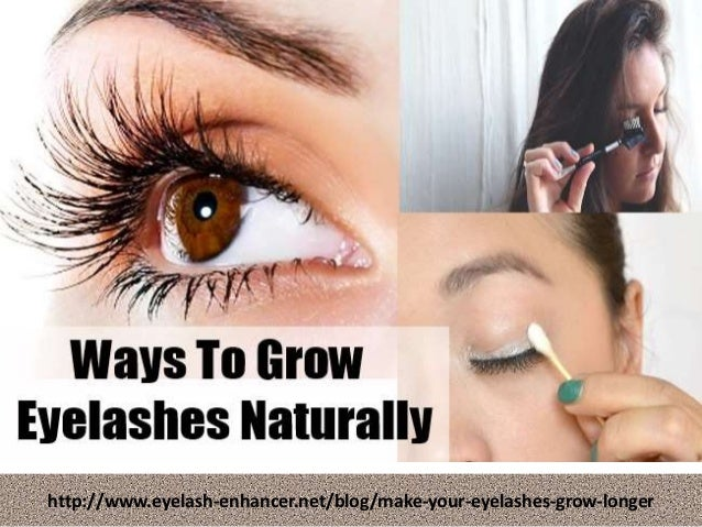 How To Make My Eyelashes Thicker And Longer Naturally