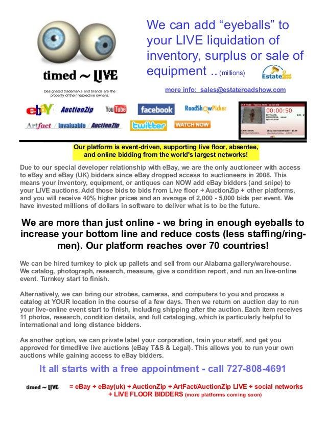 Our Auction Services