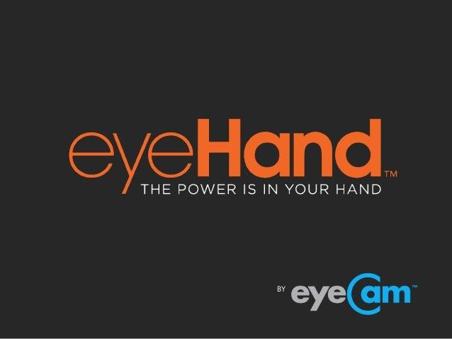 eyeCam Crowdfunder Deck Slide 1