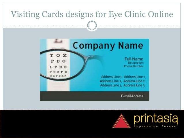 visiting cards design online