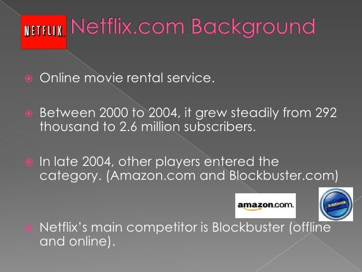 Movie Rental Business: Blockbuster, Netflix, Red box. Case Solution & Answer