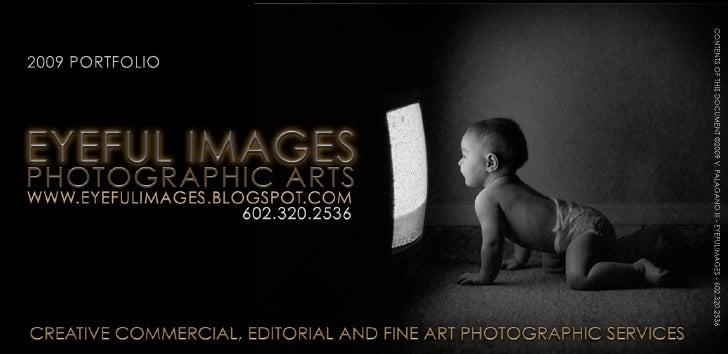Eyeful Images Photography March 2009 Portfolio