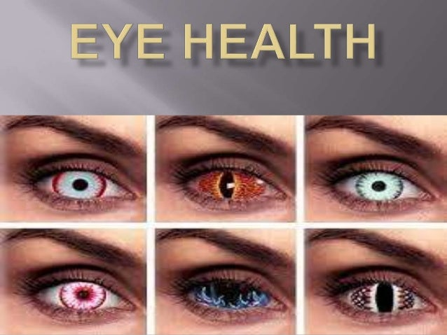 Eye Health Are You Color Blind