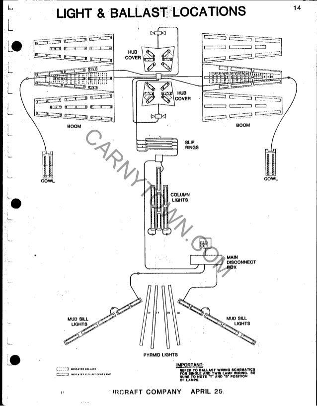 Rapid Start Ballast Diagram
