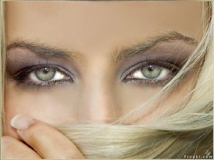 Eyes Speaks A Lot Slide 1