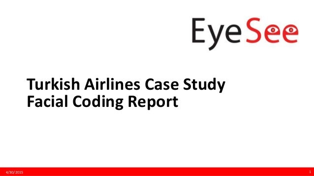 4/30/2015 Turkish Airlines Case Study Facial Coding Report 1