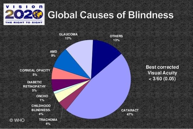 Image result for global Eye disease chart