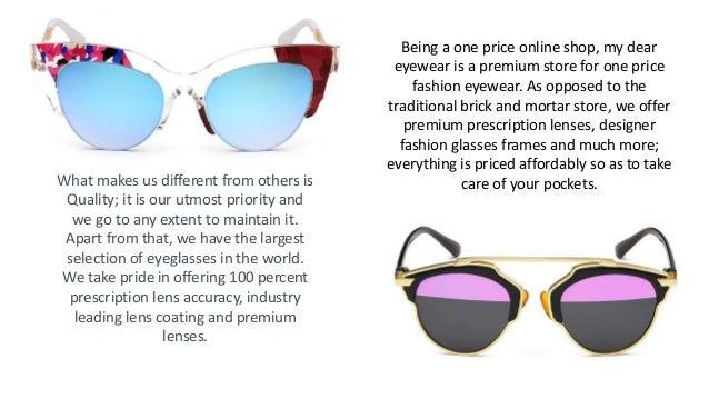 eyewear glasses online store 2 - Eyeglasses Online Store