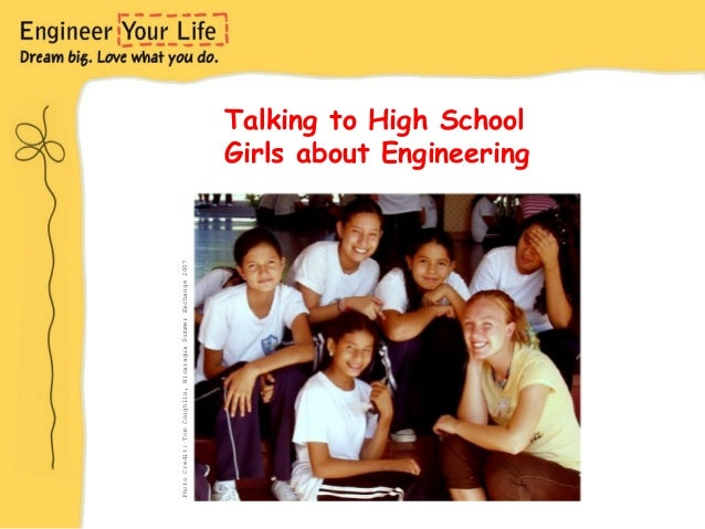 Photo Credit: Tom Coughlin, Nicaragua Summer Exchange 2007  Talking to High School Girls about Engineering