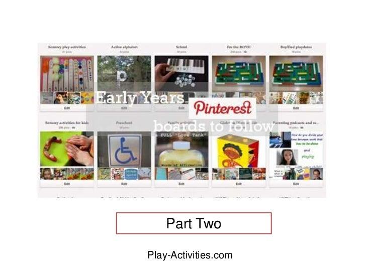 Part TwoPlay-Activities.com