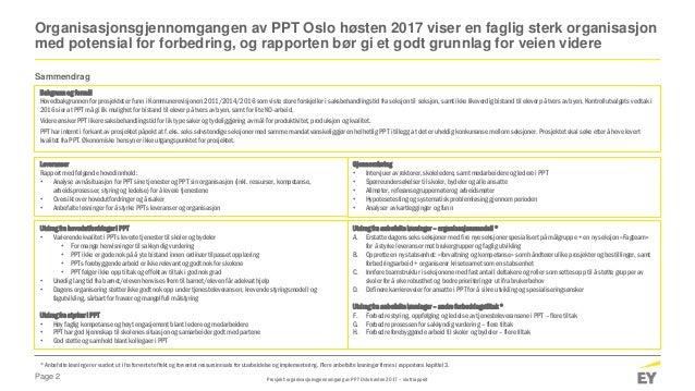 7d0bd2b88 Ey rapport omlegging av ppt 22112017