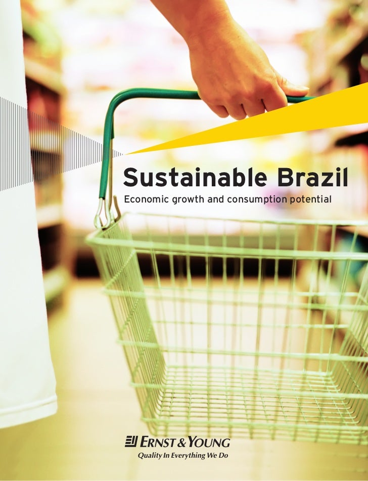 ASustainable BrazilEconomic growth and consumption potential